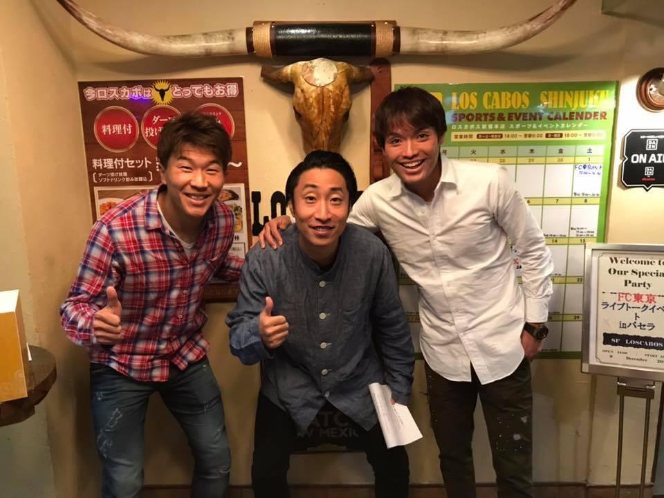 FC東京イベントを行いました!(2018年)